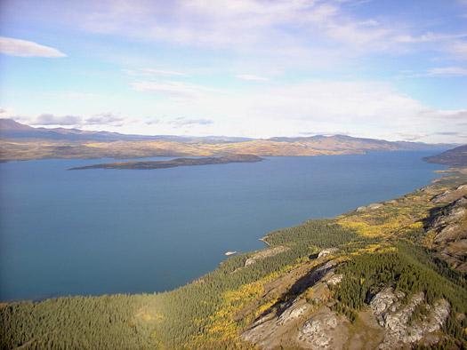 Tàa'an Män (Lake Laberge)